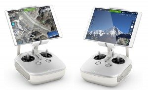 Inspire 1 Dual Controllers